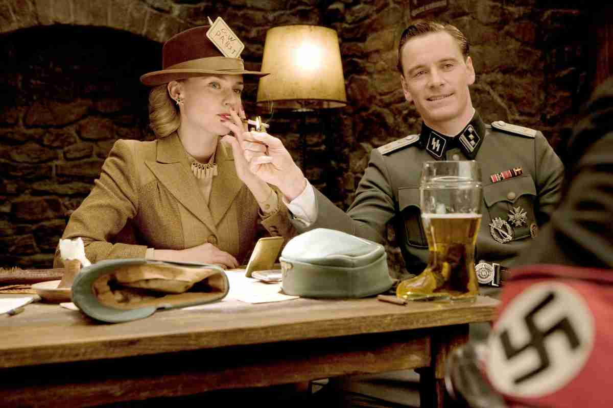 "Spoken Language as a Stylistic Choice in Quentin Tarantino's ""Inglourious Basterds"""