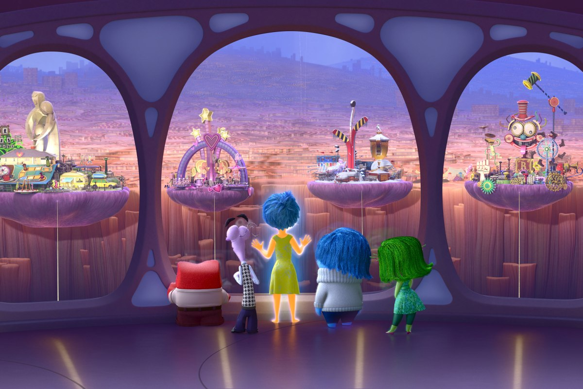 "Pixar's ""Inside Out"" Beautifully Depicts the Emotion and Struggle of Growing Up"