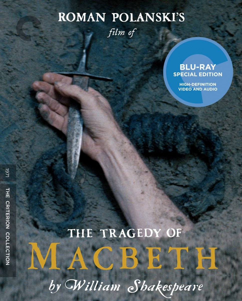 "Criterion Blogathon - Roman Polanski's ""Macbeth"" (1971)"