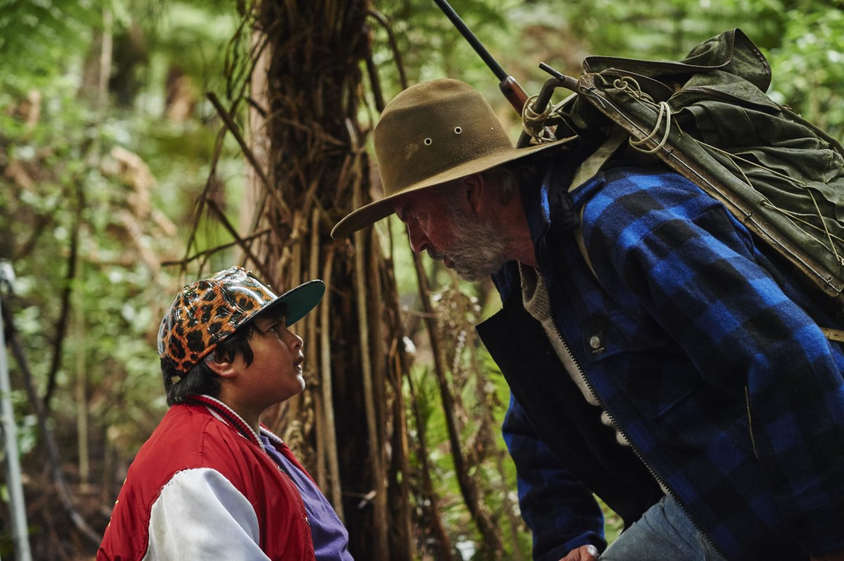 Taika waititi s hunt for the wilderpeople a farcical for Farcical behavior