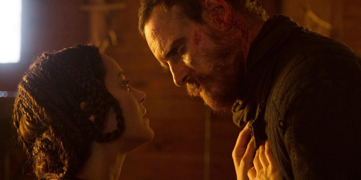 Macbeth the movie sex scenes