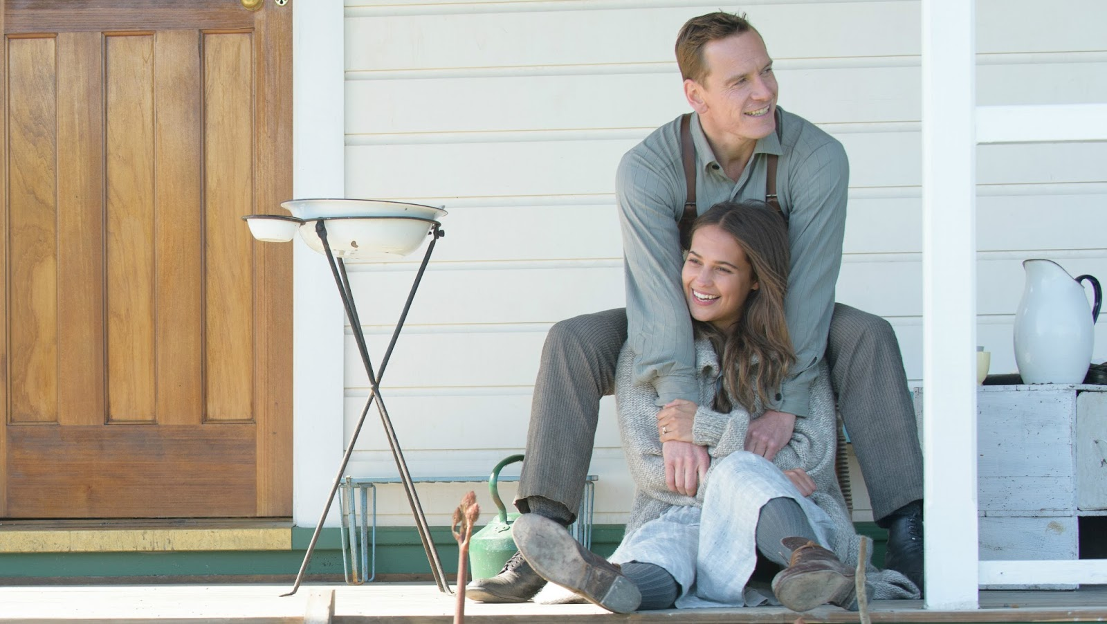 Derek Cianfranceu0027s Post WWI Melodrama, The Light Between Oceans, Is A  Doctorate Level Class On Film Acting From Two Of The Best On Screen  Performers Working ...