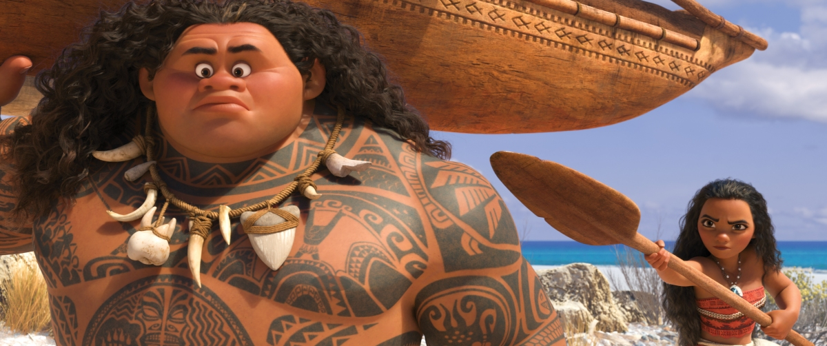 """Moana"" is a Poignant Departure from Disney's Princess Formula"