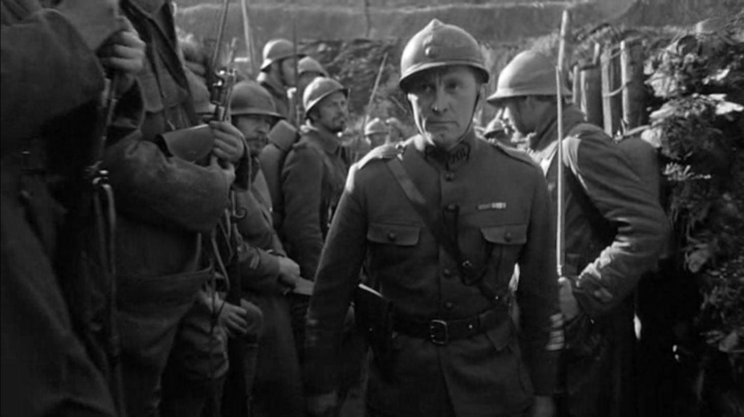 Paths of Glory (1957) – Drama, War