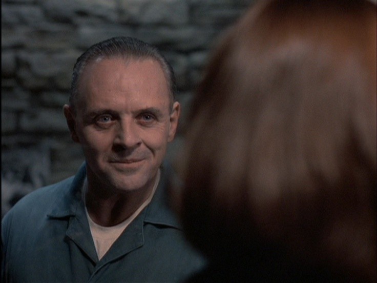 hannibal lecter analysis One of the most enthralling sequences in the silence of the lambs is the first meeting between clarice starling and dr hannibal lecter, and it is a masterclass in.