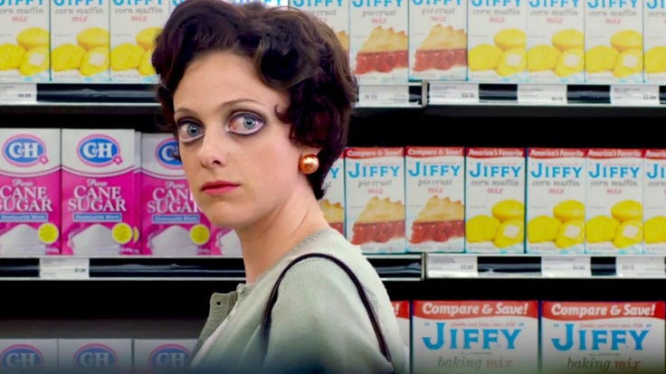 Tim Burton: Big Eyes (2014). Film still. Photos: Leah Gallo © All Rights Reserved The Weinstein Company, 2014.