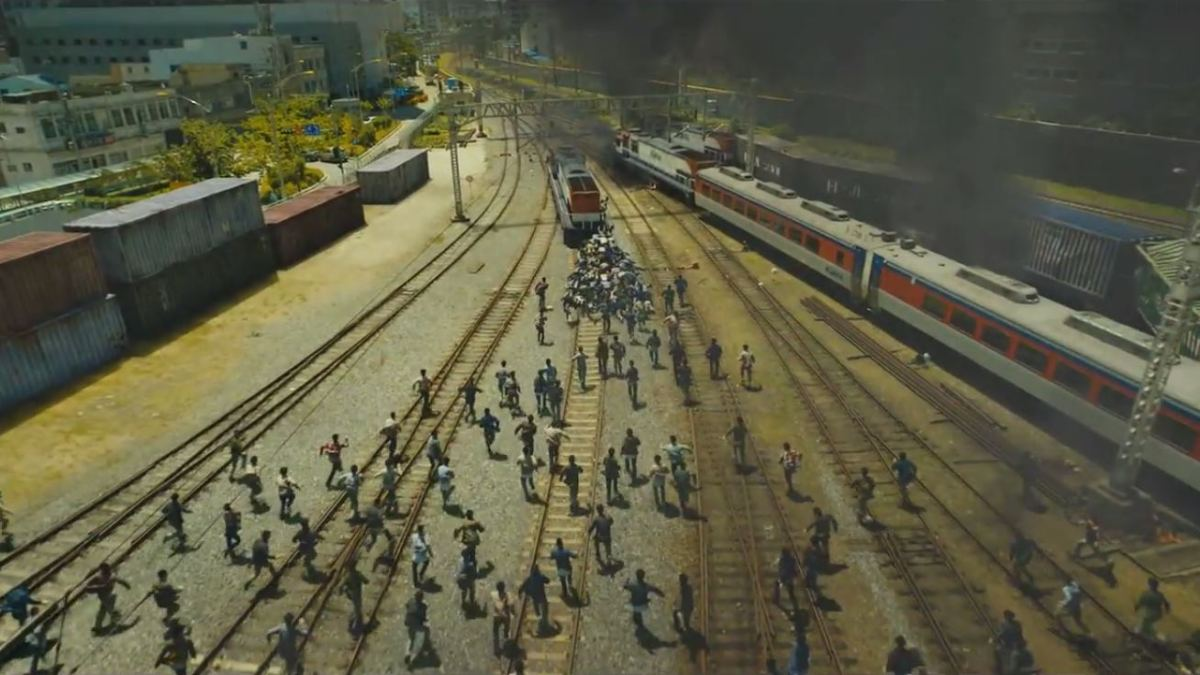 """Train to Busan"":  Effective Zombies with Ethical Subtext"