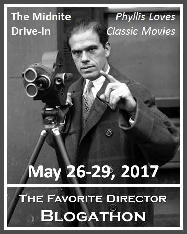 Favorite Directors Blogathon Frank Capra