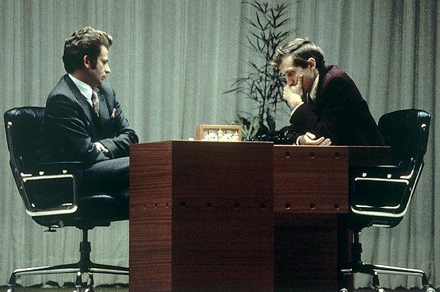 Spassky Fischer