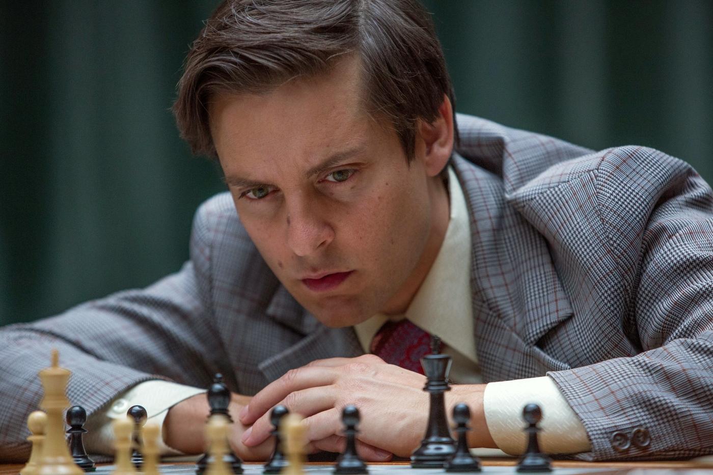 "Pawn Sacrifice"": Bobby Fischer's Pyrrhic World Chess Championship"