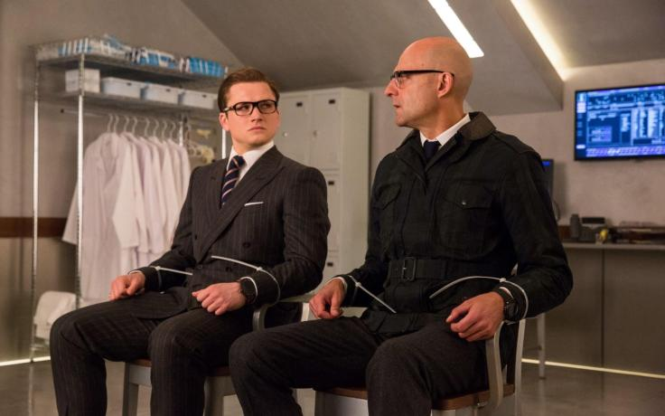 Kingsman The Golden Circle Is The Worst Kind Of Sequel One That Knows It Doesn T Have To