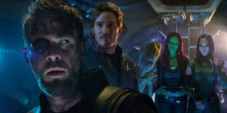 Thor-and-the-Guardians-of-the-Galaxy-in-Avengers-Infinity-War