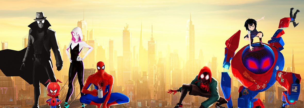 Spider Man Into The Spiderverse Is Magnificent Movie Making Plot